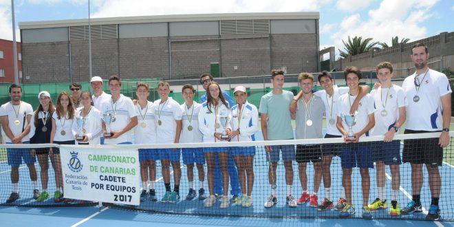 Campeonato de Canarias por Equipos Cadete 2017