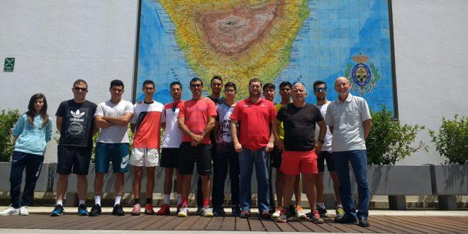 Curso de Abritros en el Real Club Náutico de Tenerife