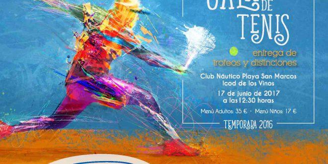 Gala del Tenis – Sábado 17 de Junio