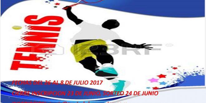 Torneo Open Gran Poder 2017