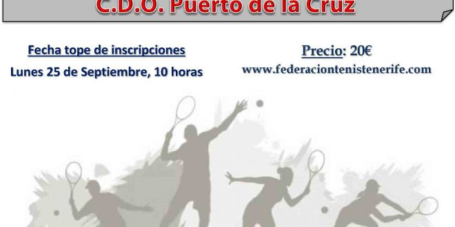 4º Torneo XI Circuito Benjamín – CUADROS
