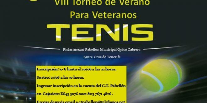 VIII Torneo de Verano para Veteranos