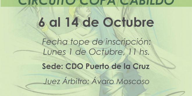 3º Torneo XXIV Circuito Copa Cabildo