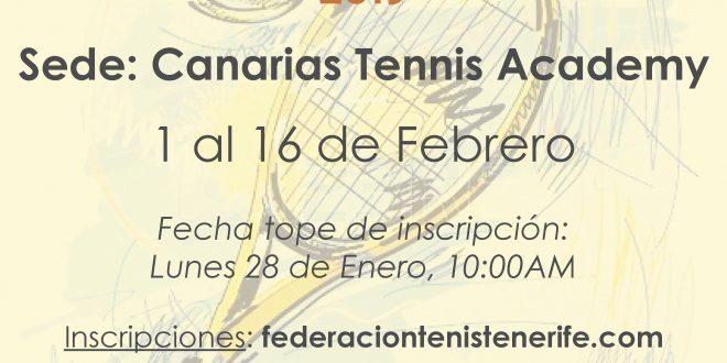 Torneo Alevín/Infantil de Tenerife 2019 – CUADROS y HORARIOS