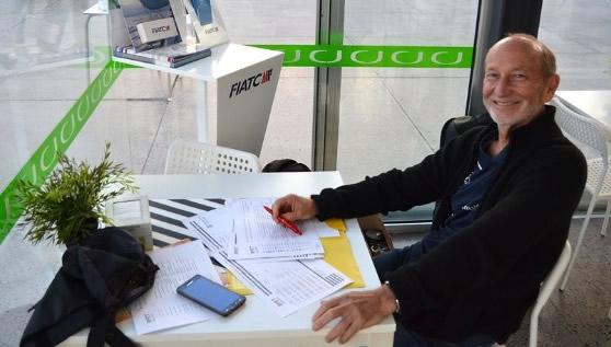 EL Árbitro tinerfeño Carlos Lobato Cabañas destacado colaborador en Campeonatos de Gran Canaria