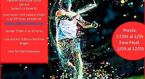 XXIX Open de Tenis Fiestas de Mayo