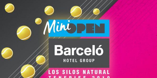 Mini Open Barceló Los Silos Natural – 1 de Julio