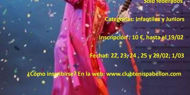 X Torneo Juvenil Carnaval de Santa Cruz de Tenerife