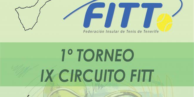 Reanudación1º Torneo IX Circuito FITT – Consolaciones Pendientes