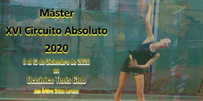 Master XXVI Circuito Absoluto