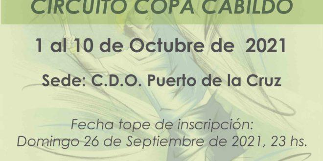3º Torneo XXVII Circuito Copa Cabildo